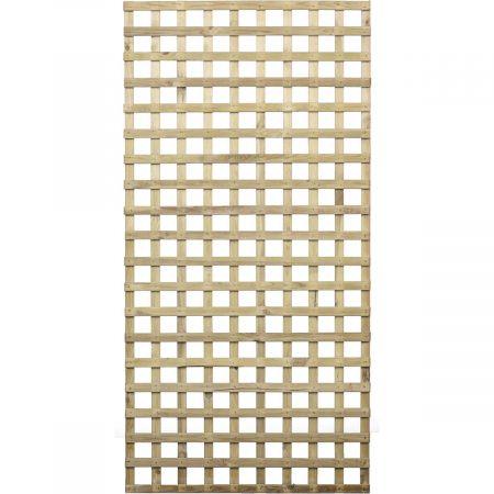 Treillis de jardin 90 cm x 180 cm