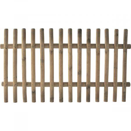 Cloture en bois traité autoclave 100x180cm - Buffalo