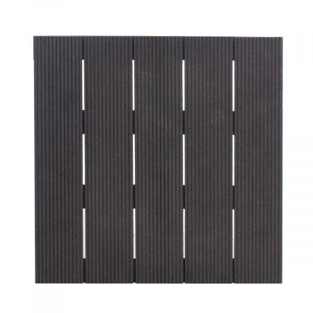 Dalle de Terrasse en composite - ANTRAK - 500x500 mm - Ep 21mm