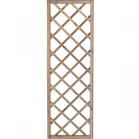Treillis H 180 x l 60 cm - Epaisseur 3cm - bois traité classe 3- SOPRANO