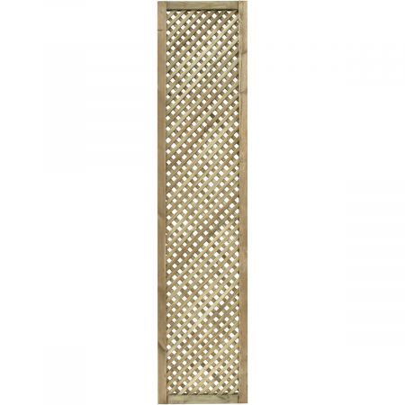 Treillis H 180 x l 40 cm - Epaisseur 3cm - bois traité classe 3 - CLEMATITE