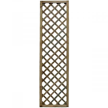 Treillis H 180 x l 60 cm - Epaisseur 3cm - bois traité classe 3- PREMICES