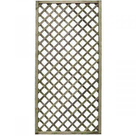 Treillis H 180 x l 90 cm - Epaisseur 3cm - bois traité classe 3- PREMICES