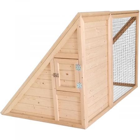 Poulailler design MODERNE : AVA – 2 poules - 1,5m²