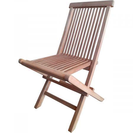 Lot de 2 chaises pliables