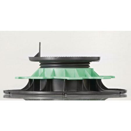 Plot réglable pour lame de terrasse hauteur 50-80mm (à commander par multiple de 8 pièces)